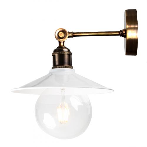 Настенный светильник P-21 ( белый )
