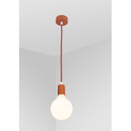 Подвесной светильник красный / красный FIREFLY