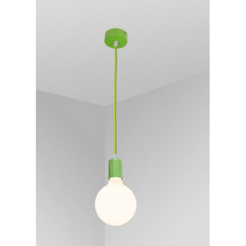 Подвесной светильник салатовый / салатовый FIREFLY