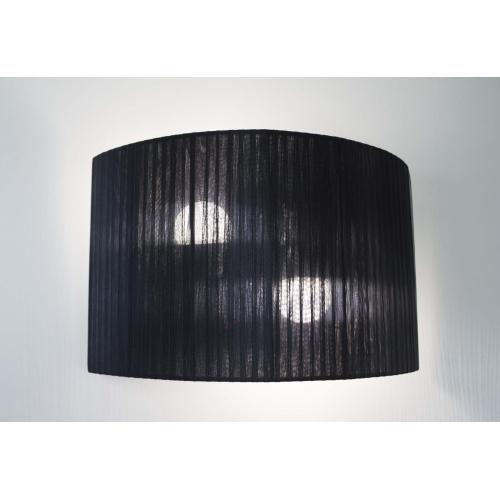 Бра Santorini, цвет черный