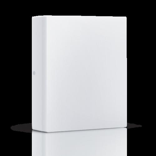 Светильник maxus настенно-потолочный 18W 3000К (1-LCL-003-06-S)