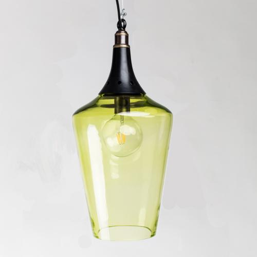 Подвесной светильник PS-17 (зеленый)