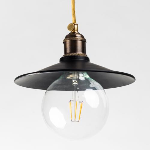 Подвесной светильник PS-26 ( черный )