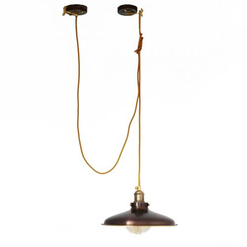 Подвесной светильник PS-28 ( коричневый )