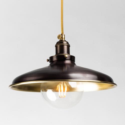 Подвесной светильник PS-31 (коричневый)