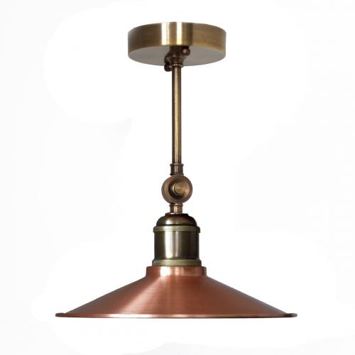 Подвесной светильник PS-33 (бронза)