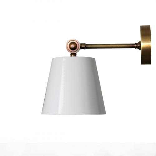 Настенный светильник в стиле лофт LNS-21 (белый)