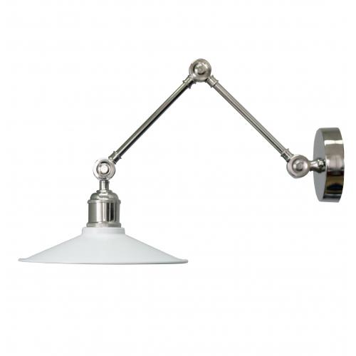Настенный светильник в стиле лофт LNS-22 (белый)