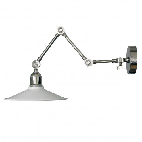 Настенный светильник в стиле лофт LNS-23 (белый)