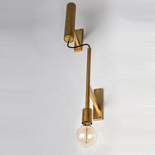 Настенный светильник в стиле лофт LNS-28