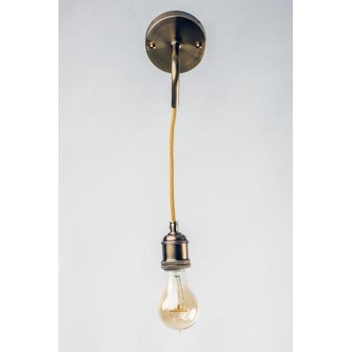 Настенный светильник в стиле лофт LNS-32 (черный)