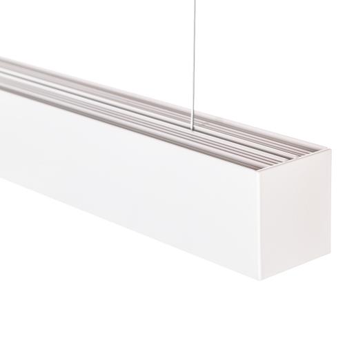 Линейный светодиодный светильник 30w LED 1200мм