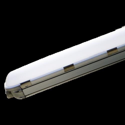 Линейный led светильник 40Вт яркий свет алюминиевый корпус