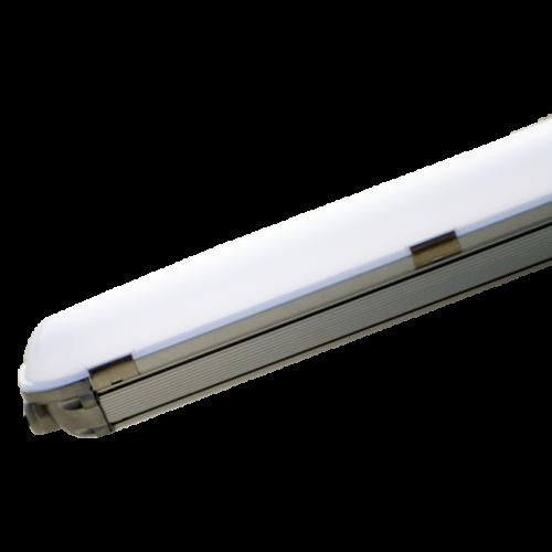 Линейный led светильник 72Вт яркий свет алюминиевый корпус